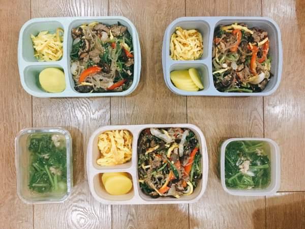 [Khéo tay] Chuẩn bị đồ ăn, bữa cơm cho sinh viên, người đi làm 10
