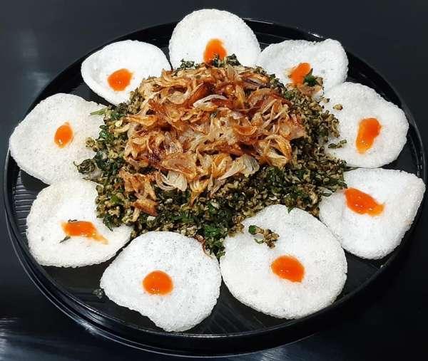 4 Công thức Món ăn Thái Bình : Canh cá rô đồng, Xôi cá rô, con don, Chả rươi 7