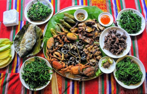 Du Lịch khu bảo tồn thiên nhiên Ngọc Sơn - Ngổ Luông, xã Tự Do, huyện Lạc Sơn, Hòa Bình 2