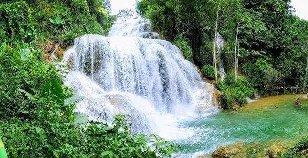 Du Lịch khu bảo tồn thiên nhiên Ngọc Sơn - Ngổ Luông, xã Tự Do, huyện Lạc Sơn, Hòa Bình 4
