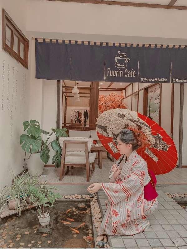 [Review] - Fuurin Cafe - 36 Phan Kế Bính, Ba Đình, Hà Nội 4