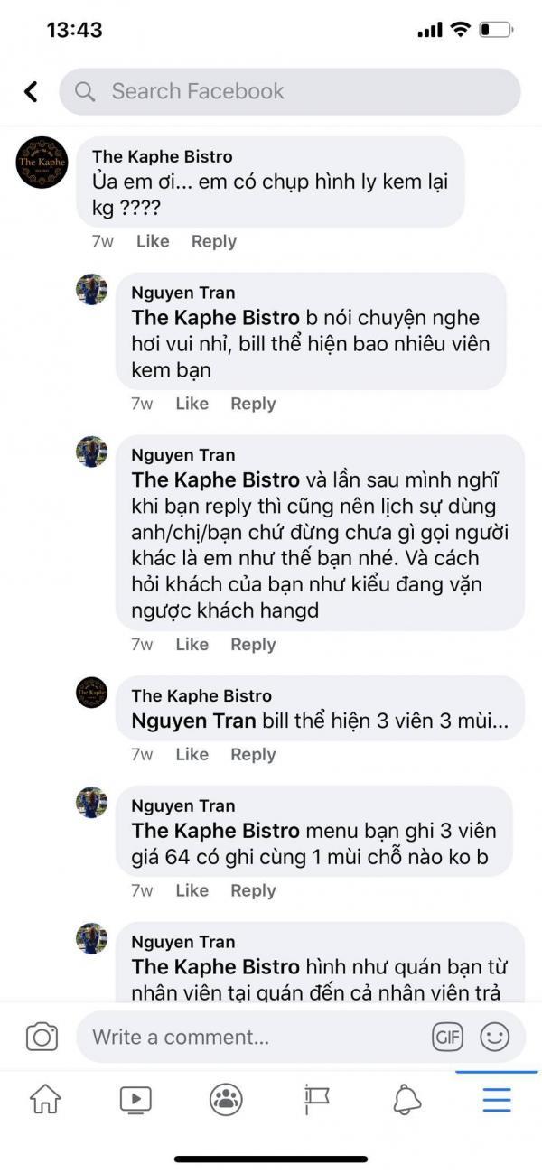[Góc KHông Vui] - Cafe The Kaphe Bistro 5