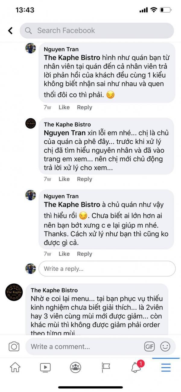 [Góc KHông Vui] - Cafe The Kaphe Bistro 6