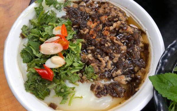 [Review] - Hàng Bánh Đúc Ngon Trương Định, nóng hổi đậm đà 56