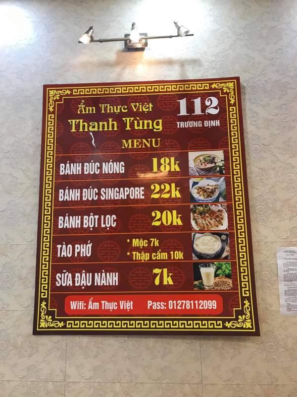 [Review] - Hàng Bánh Đúc Ngon Trương Định, nóng hổi đậm đà 5