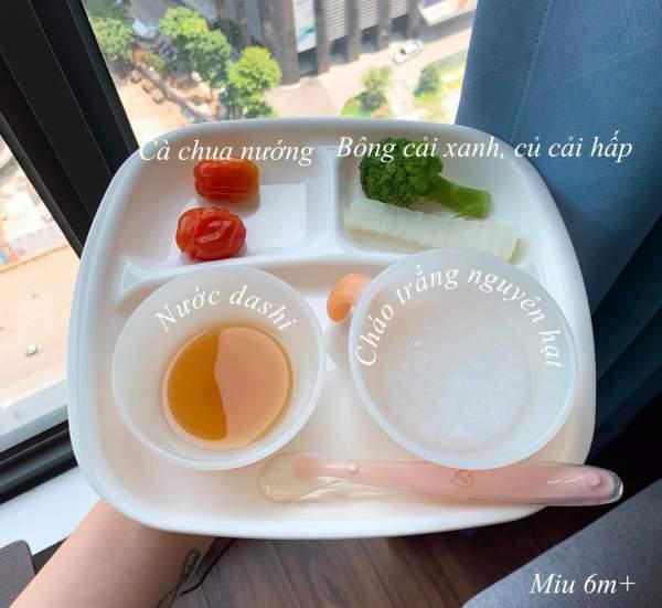 Hành trình ăn dặm bé 6 tháng tuổi - Các món ăn dặm bé ăn ngon 19