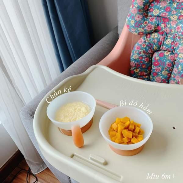 Hành trình ăn dặm bé 6 tháng tuổi - Các món ăn dặm bé ăn ngon 18