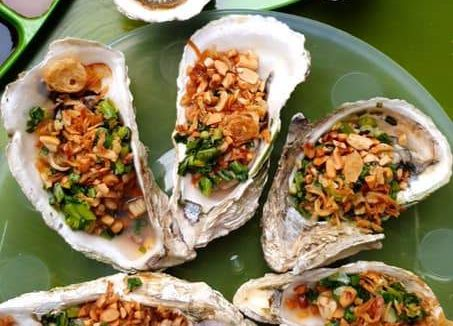 [Review] - Hàu nướng Quảng Ninh 5k (Cát Linh) 52