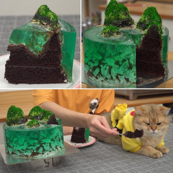 Hướng Dẫn Cách Làm Bánh Kem Hòn Đảo Siêu HOT [Chi Tiết] 2