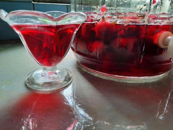 Cách làm Siro và rượu từ bụp giấm 8