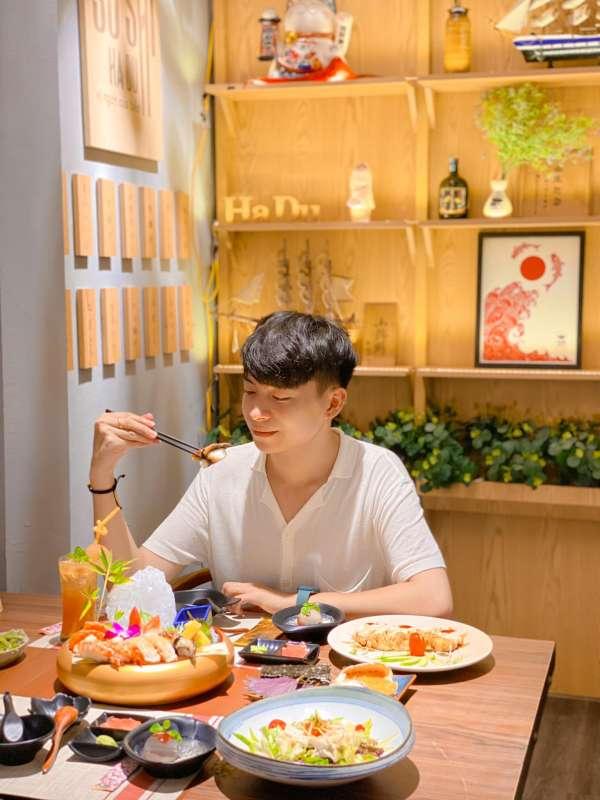 [Review] - Hadu Shushi - Quán đồ ăn Nhật ngon 2