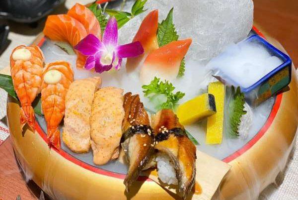 [Review] - Hadu Shushi - Quán đồ ăn Nhật ngon 8