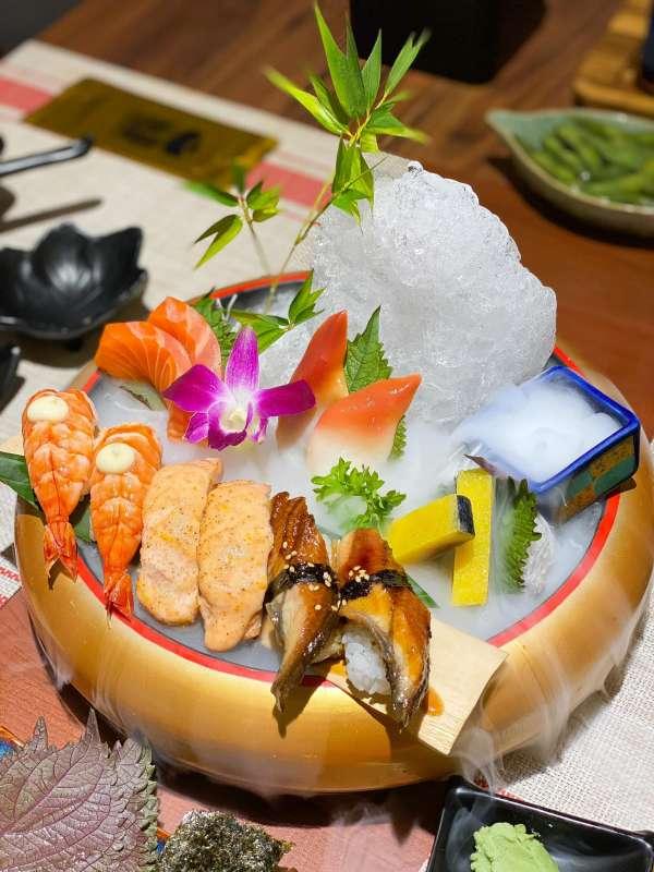 [Review] - Hadu Shushi - Quán đồ ăn Nhật ngon 4