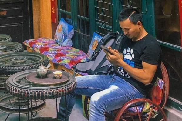 [Review] - Hidden Gem Coffee, 3B Hàng Tre,Hoàn Kiếm, Quán trong ngõ 12