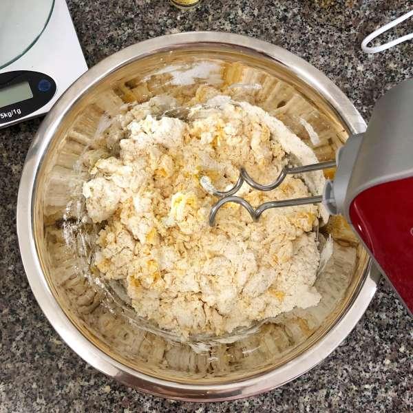 [Công Thức Bánh Mỳ Pháp] Cách làm bánh mì Hoa Cúc Brioche 7