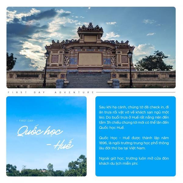Review - Huế Travel 4N3D - 4triệu 1 người 3