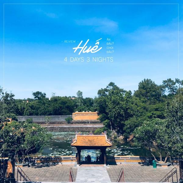 Review - Huế Travel 4N3D - 4triệu 1 người 19