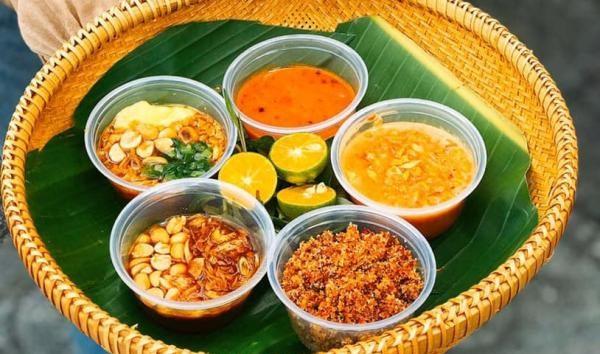 Review Siêu Thị Bánh Tráng, Jac Bánh Tráng Mix 21