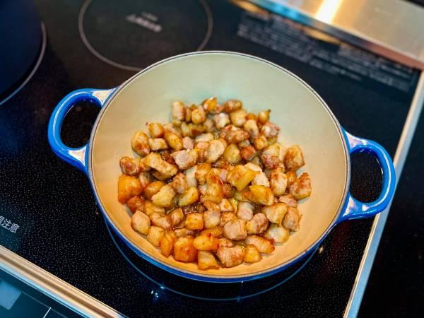 Cách làm Kho quẹt ăn kèm rau củ quả, kèm cơm cực ngon dễ làm 3