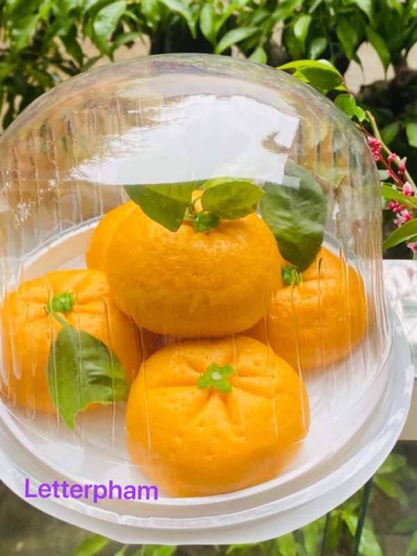 Làm quả cam quýt cho mùa thu ấm áp 3