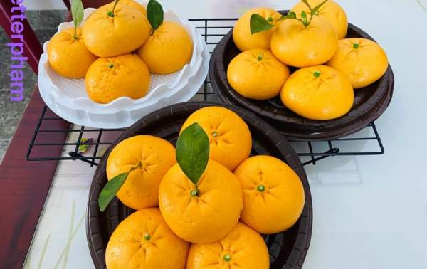 Làm quả cam quýt cho mùa thu ấm áp 54