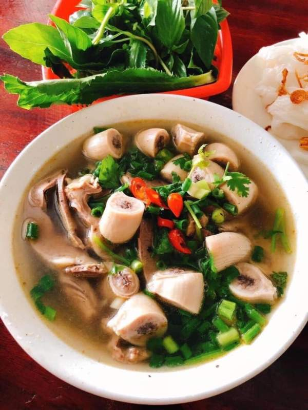 Lòng Lợn Nghi Phú, nổi tiếng trứ danh Nghệ An 2