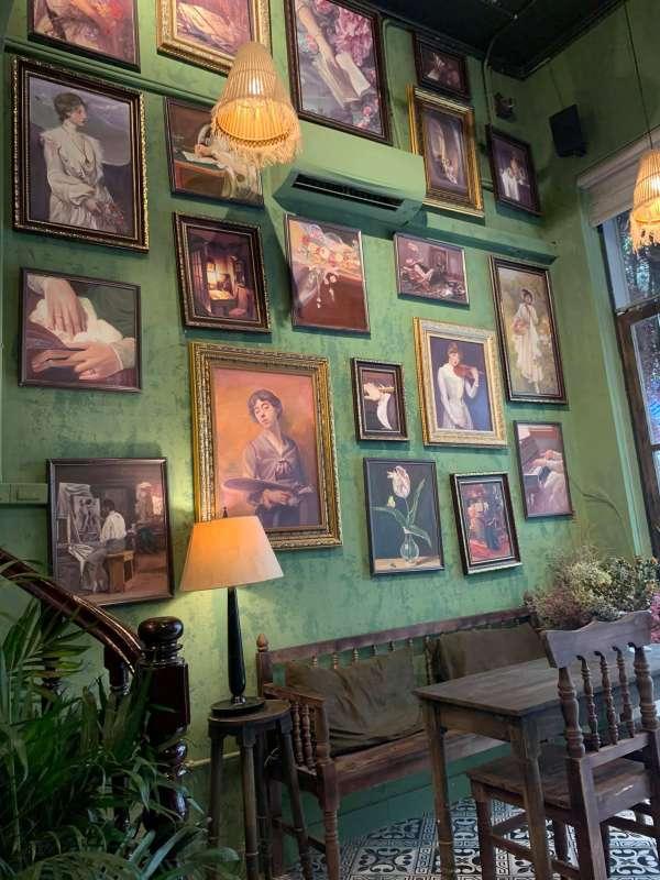 [Review] - Lối Nhỏ kafe, quán nhỏ bình yên trên phố 5