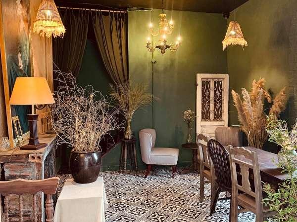 [Review] - Lối Nhỏ kafe, quán nhỏ bình yên trên phố 33
