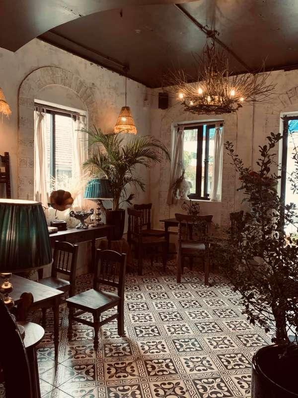 [Review] - Lối Nhỏ kafe, quán nhỏ bình yên trên phố 3