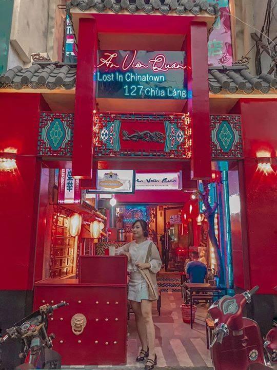 [Review An Viên - 127 Chùa Láng] - LẠC LỐI IN CHINA TOWN NGAY KHU CHÙA LÁNG 3