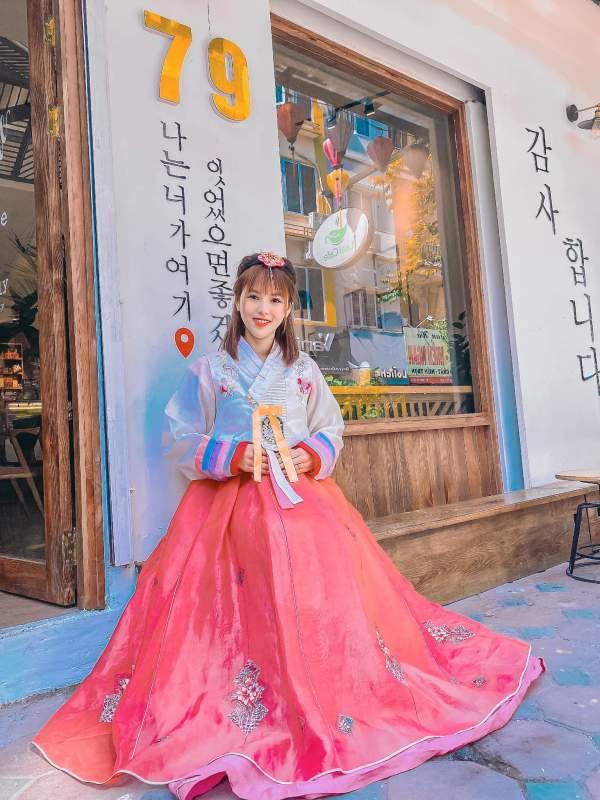 [Review] - LEAF CAFE, Ngõ 298 Tây Sơn, Chụp Hanbok Free 2