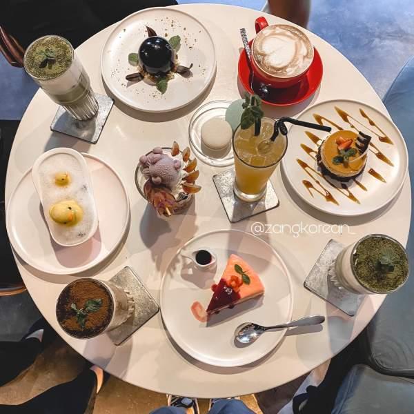 [Review Cafe Bánh Ngọt] - La Fleur D'amour Tea and Dessert Cafe 3