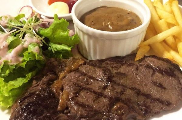 """[Review] - La Grupa Steak House - 148 Trung Liệt, giá """"sinh viên"""" nhưng chất lượng cực tốt 75"""