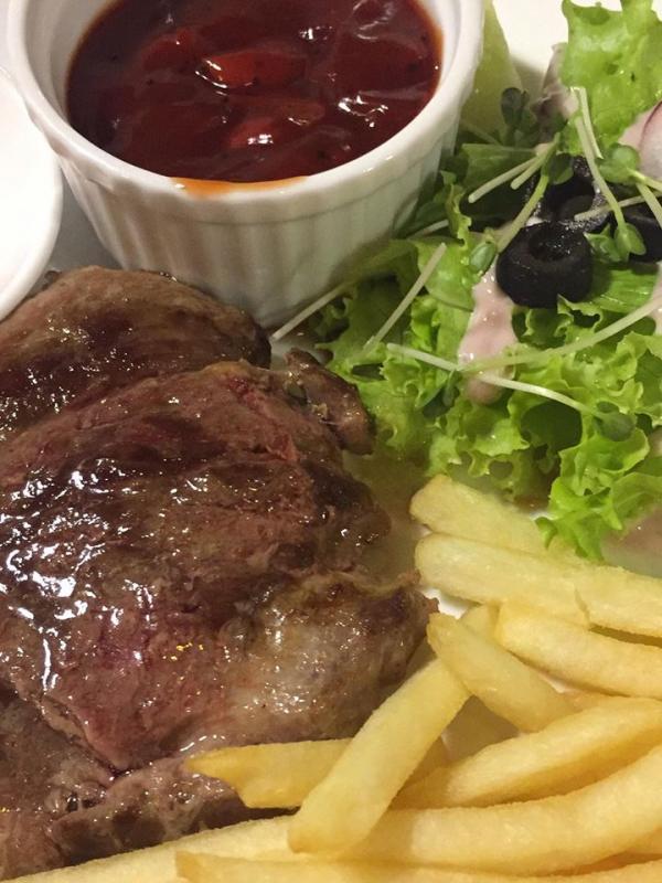 """[Review] - La Grupa Steak House - 148 Trung Liệt, giá """"sinh viên"""" nhưng chất lượng cực tốt 6"""