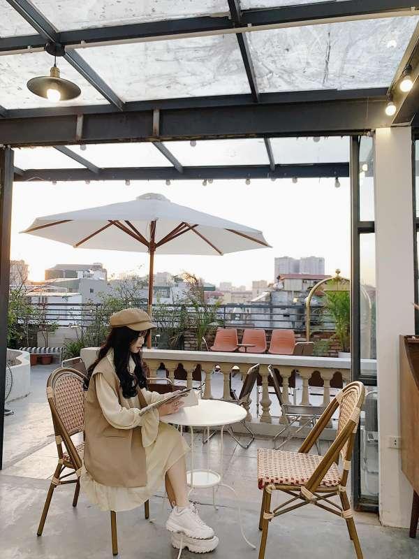 [Review] - Libre Coffee Studio - 201 Khâm Thiên 4