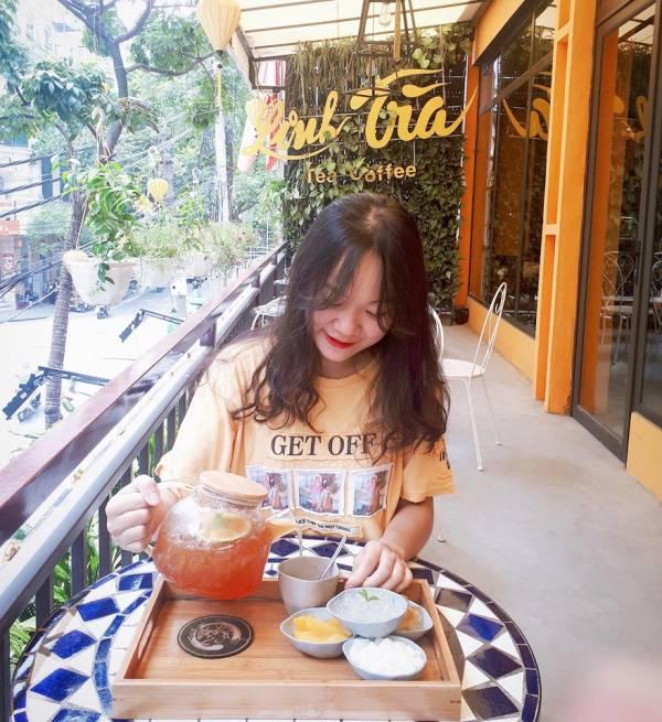[Review] - Linh Trà Quán 15A Hàng Tre, Full bàn cuối tuần 4
