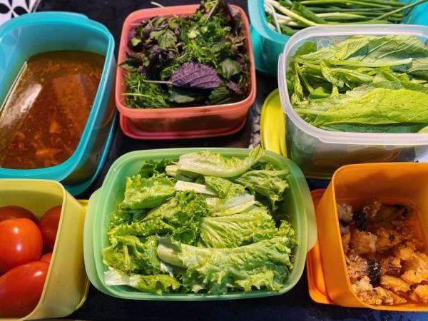 [Mẹo Hay] Tips Sơ chế và bảo quản đồ ăn, nhanh gọn sạch sẽ 6
