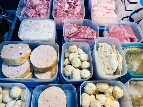 [Mẹo Hay] Tips Sơ chế và bảo quản đồ ăn, nhanh gọn sạch sẽ 5