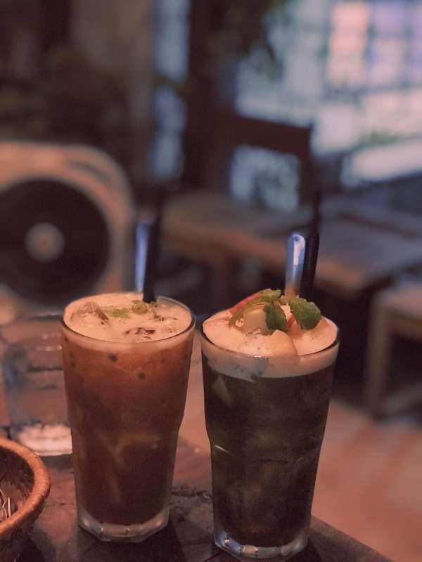 [Review] - MÁNG LỢN CAFE AND HOMESTAY, Cafe Đường Láng 3
