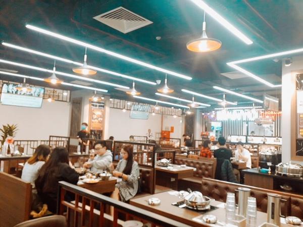 [Review] - Manyo Tteokbokki Buffet - Tầng 5 Centerpoint Lê Văn Lương 2