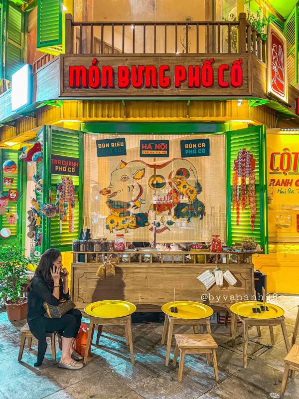 [Review] - Món bưng phố cổ - 98A Bà Triệu 4