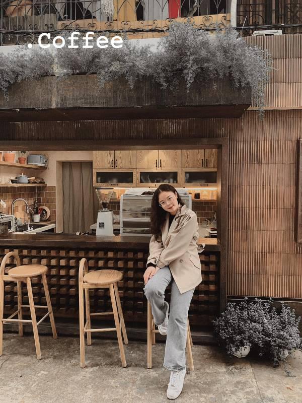 [Review] - Moo cafe, ,ngõ 4C Đặng Văn Ngữ 4