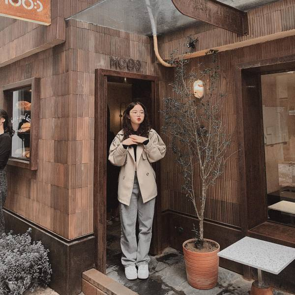 [Review] - Moo cafe, ,ngõ 4C Đặng Văn Ngữ 3