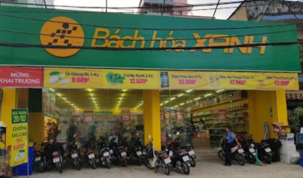 [Góc than phiền] BÁCH HÓA XANH ở Trần Văn Quang 15