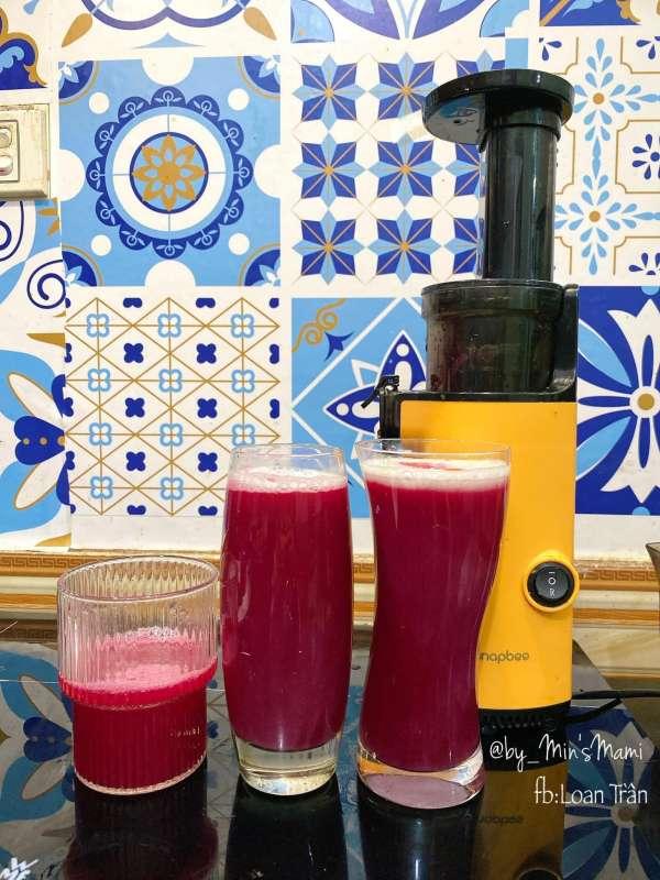 Tìm hiểu về NƯỚC ÉP trái cây - Tổng hơp 59 công thức nước ép hoa quả 14