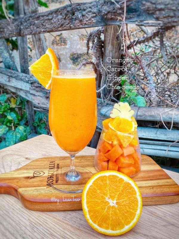 Tìm hiểu về NƯỚC ÉP trái cây - Tổng hơp 59 công thức nước ép hoa quả 3