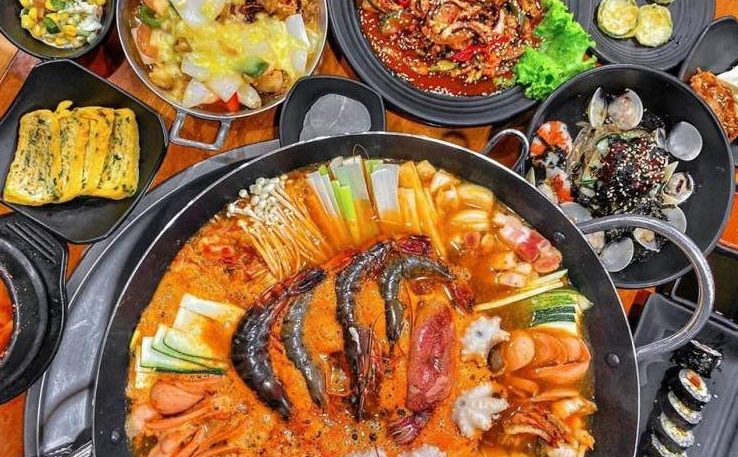 [Review] -Quán Nướng Hải Sản Hàn Quốc - Nướng Ngao 24 Quảng Bá 10