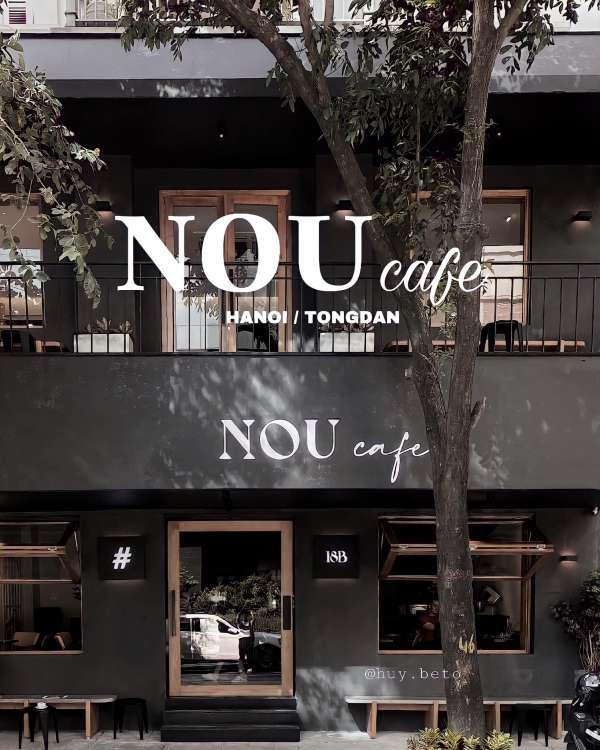 [Review] - NOU cafe, 18B Tông Đản, Hoàn Kiếm 2