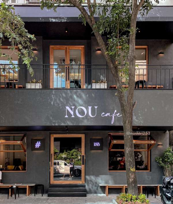 [Review] - NOU cafe - 18b Tông Đản 4