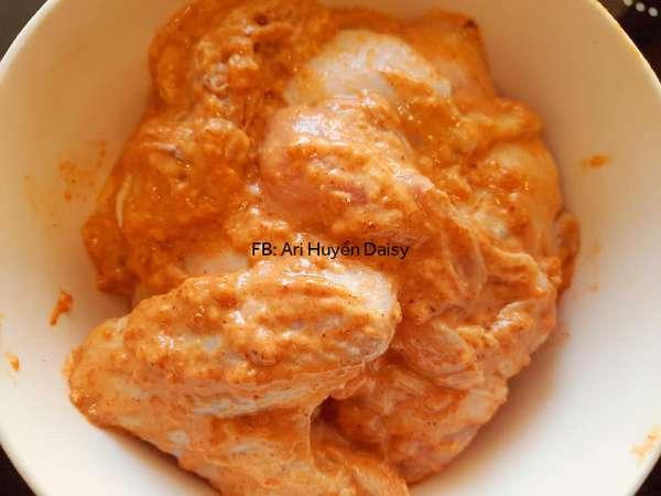 Cách làm món GÀ RÁN ALBAIK, MÓN GÀ NGON NHẤT Ả RẬP, ngon hơn KFC 10